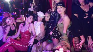 Lapdance bitte! Bella Hadid & Kendall Jenner im Stripclub