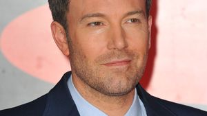 "Ben Affleck bei der Europapremiere von ""Batman V Superman: Dawn of Justice"" in London"