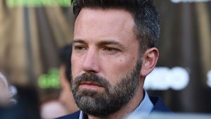 "Ben Affleck bei der Premiere von ""The Leisure Class"""