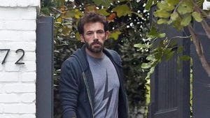 Nach Trennung von Ana: Ben Affleck sieht total fertig aus