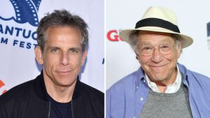 Ben Stiller und Co. zollen verstorbenem George Segal Tribut