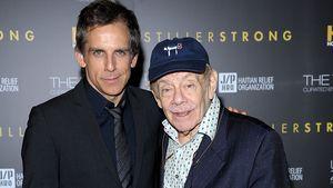 """Ben Stiller trauert um Papa: """"King of Queens""""-Arthur ist tot"""