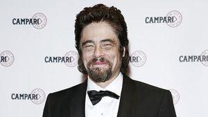 Benicio del Toro erschreckt mit Augenringen