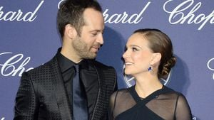 Benjamin Millepied und Natalie Portman beim Palm Springs International Film Festival