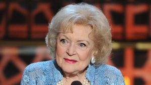 Betty White bei der TV Land Awards Show in Beverly Hills