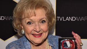 Nach ihrem 95. Geburtstag: Lebenszeichen von Betty White