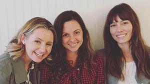 Beverley Mitchell, Mackenzie Rosman und Jessica Biel