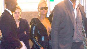 Im sexy Kleid: Beyoncé genießt Abend mit ihrem Schatz Jay-Z!