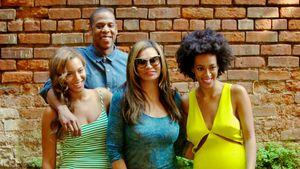 Familien-Fehde: Tina Knowles beendete Streiterei