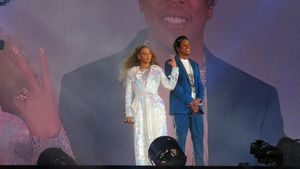 """Während """"OTR""""-Tour: Beyoncés Geburtstagsgruß an ihre Twins!"""