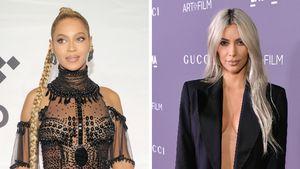 Berühmte Motorrad-Szene: Hat Beyoncé bei Kim K. geklaut?