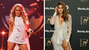 "Ist ""Big Performance""-J.Lo etwa Monrose-Star Mandy Capristo?"