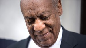 US-Star Bill Cosby