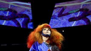 Was hat den Björk mit ihren Haaren gemacht?
