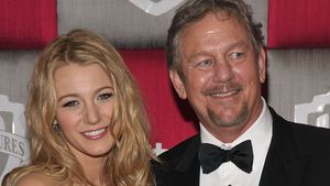 Blake Lively in großer Trauer: Ihr Papa ist mit 74 gestorben