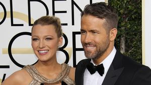 Blake Lively und Ryan Reynolds bei den 74. Golden Globe Awards