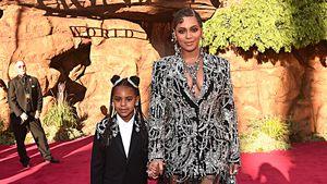 So cool feierten Beyoncé und Blue Ivy ihren Grammy-Sieg