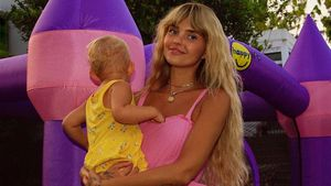 Bonnie Stranges Tochter ist für sie wie ein Antidepressivum