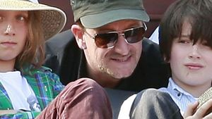 Das sind die Söhne von U2-Bono