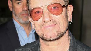Grund für Sonnenbrille: Bono leidet an Grünem Star