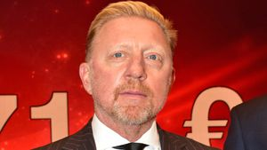 Boris Becker in Berlin