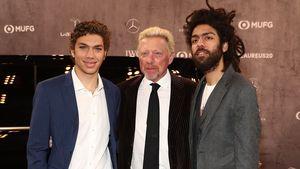 So gut funktioniert Patchwork in Boris Beckers Familie