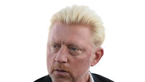 Boris Becker bei der European Athletics Championships Video Premiere in Berlin 2017