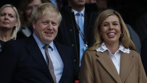 UK-Prime Minister Boris Johnson ist wieder Vater geworden