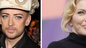 Madonna und Boy George