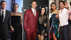 Dating am Filmset: Bei diesen Stars hat's backstage gefunkt