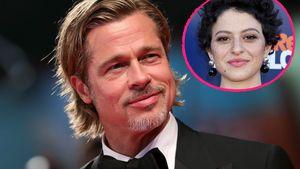 Nur Freunde? Brad Pitt wieder mit Alia Shawkat unterwegs