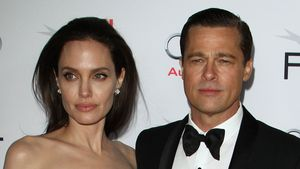"""Brad Pitt und Angelina Jolie bei der Premiere von """"By The Sea"""""""