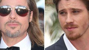 Brad Pitt und Garrett Hedlund
