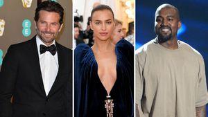 Das hält Ex Bradley Cooper von Irina Shayks Flirt mit Kanye