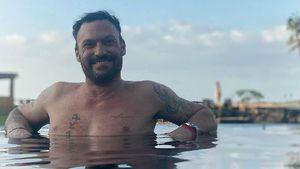 Brian Austin Green sendet sexy Neujahrsgrüße aus dem Pool!