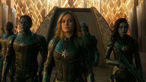 """In 4 Wochen: """"Captain Marvel"""" spielt Milliarde Dollar ein!"""