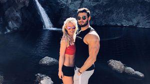 Britney Spears: 1 Jahr Liebe mit Hottie-Freund Sam Asghari!
