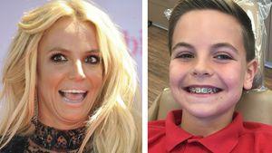 Britney Spears und ihr Sohn Sean Preston Federline