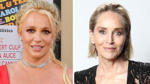 Britney Spears bat Sharon Stone in einem Brief um Hilfe