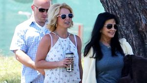 "Britney Spears' Mutter Lynne: ""Britney geht es wundervoll!"""