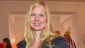 Hochschwanger: Britta Steffen möchte eine natürliche Geburt!