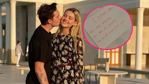 Nicola Peltz teilt süße Liebesnotiz von Brooklyn Beckham