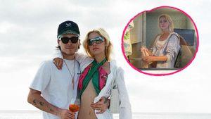 Babybauch! Werden Brooklyn Beckham und Nicola etwa Eltern?