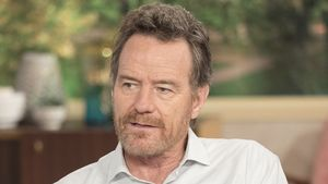 "Bryan Cranston zu Gast in der Fernsehsendung ""This Morning"" in London"