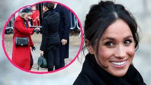 Vor Royal-Hochzeit: Meghan Markle bekommt ersten Knicks!
