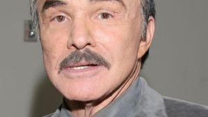 Schwere Grippe! Burt Reynolds auf Intensivstation
