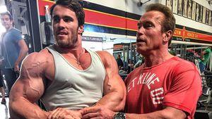 Arnold 2.0: Er ist DER neue Body-Building-Superstar!