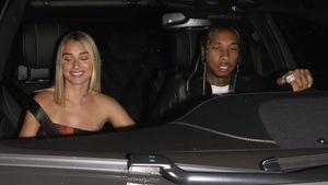 Tyga total happy mit seiner neuen Freundin Camaryn unterwegs