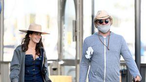 Auf Jacht: So feierte Leonardo DiCaprios Freundin Geburtstag