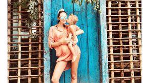Noch ein Junge! Candice Swanepoel verrät Baby-Geschlecht